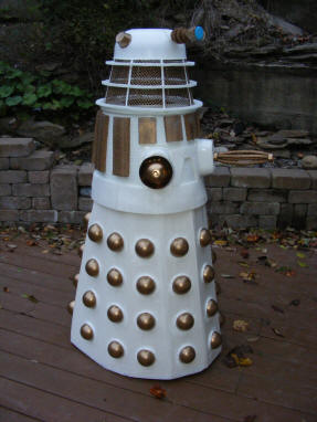 how to build a dalek