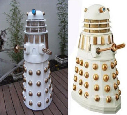 how to make a dalek