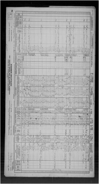 schroepfer pittsburgh 1930 census